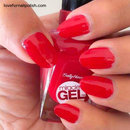 Sally Hansen Miracle Gel, Rhapsody Red