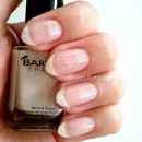 REVIEW on Barielle French Manicure Kit