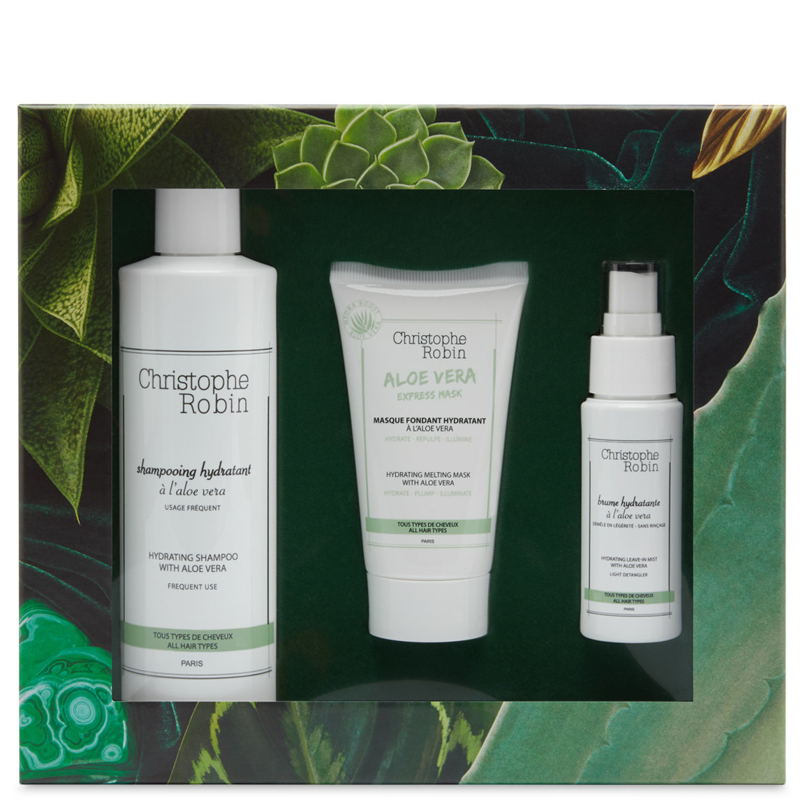 Christophe Robin Hydrating Gift Set alternative view 1 - product swatch.