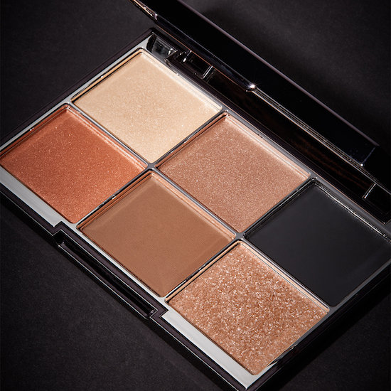 Alternate product image for The Luxury Eye Palette shown with the description.