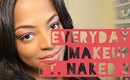 GRWM| Everyday Ft. Naked 3