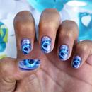 Sharknado Nail Decals
