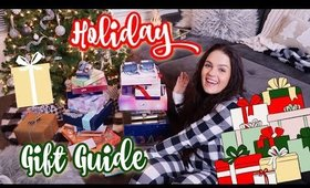 The ULTIMATE Beauty Holiday Gift Guide
