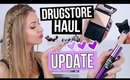 Fall DRUGSTORE HAUL Update || What Worked & What DIDN'T