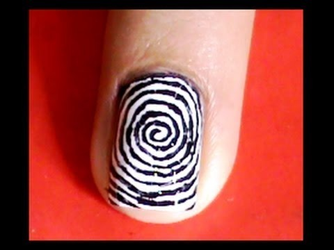 Toothpick Nail Design For Beginners Very Easy Nail Designs With Toothpick Nail Art Home Dresslink Superwowstyle Video Beautylish