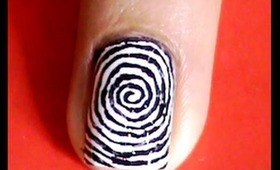 Toothpick nail design for beginners - Very Easy Nail designs with toothpick nail Art home -Dresslink