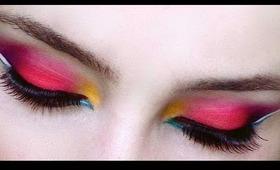 Arabic Inspired Makeup