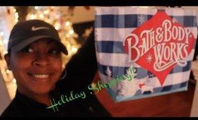 Vlog: Doing a Little Christmas Shopping!!!