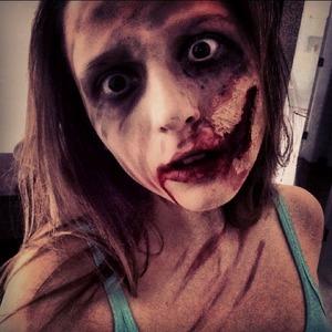 The Walking Dead New Season Inspired Zombie! 💀
