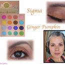 Sigma creme de couture: Ginger pumpkin