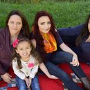 My sisters, mom and I :)