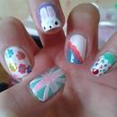 Pastel nails!