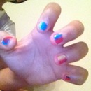 my new nailss!