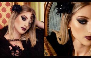 Makeup & Hair : Me