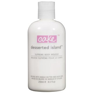 Cake Beauty Desserted Island Supreme Body Mousse
