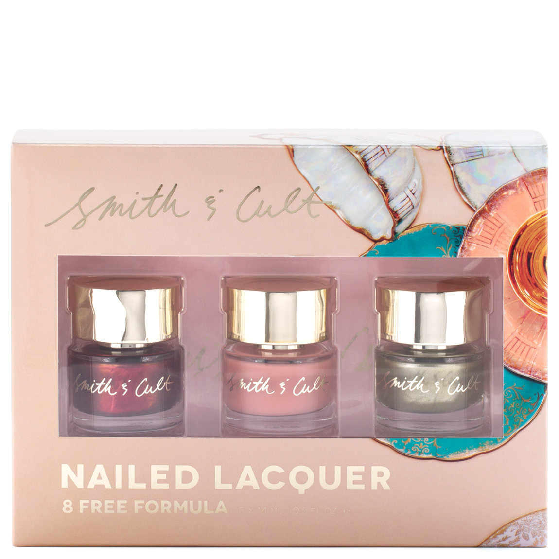 Smith & Cult Nailed Lacquer Trio Set 2