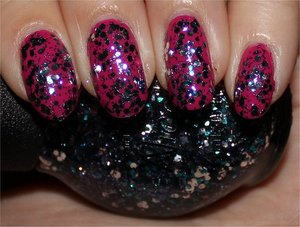 See more swatches & reviews for both polishes here: http://www.swatchandlearn.com/nicole-by-opi-sweet-dreams-swatches-review-layered-over-nicole-by-opi-spring-break/