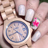 JORD Ely Wooden Watch Nails