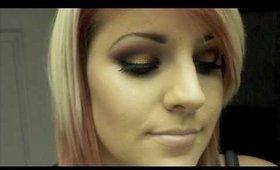 Gryffindor Inspired Makeup Tutorial