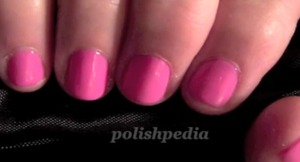 I love doing shellac.  The colors are amazing and it is so durable.