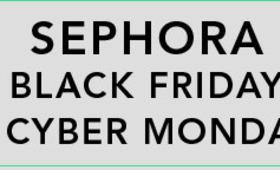 Sephora Black Friday 2012