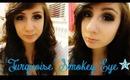 Turquoise Smokey Eye | Summer 2013