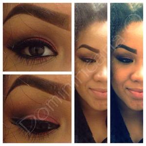 Today's Makeup Look