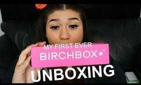 Birchbox Unboxing 2015
