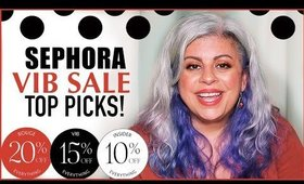 SEPHORA TOP PICKS VIB SALE 2020 I MARYAM REMIAS