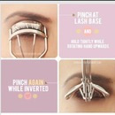 how to make lashes more curled