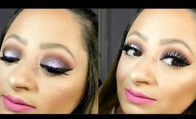 Bright  modern day BARBIE Inspired makeup