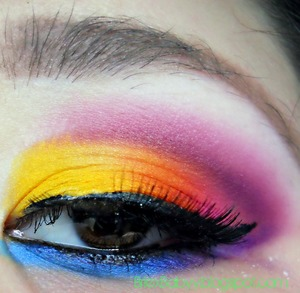 A Look i did when i was sick of the rain