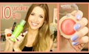 Top 10 Under $10    Drugstore Beauty Products!