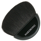 Hakuhodo Fan Brush Black