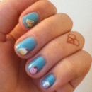 Dessert nails!