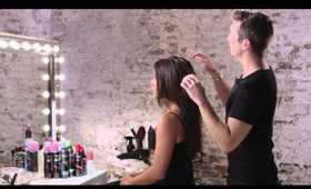 Volume Tips by TRESemmé Style Studio