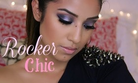 Rocker Chic Makeup Tutorial