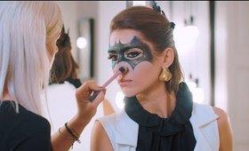 Batwoman Transformation - NIVEA iti ofera inspiratie pentru un make-up de Halloween!