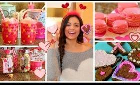Valentine's Day Treats & DIY Gift Ideas!