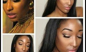 Nicki Minaj Anaconda Makeup Tutorial