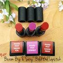 New Buxom Big & Secy Bold Gel Lipstick