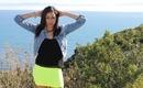 Spring Fashion: Neon, Color Blocking, Neutrals - Collaboutique