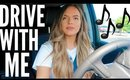 DRIVE WITH ME! feat. my THROWBACK PLAYLIST | Casey Holmes