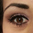 Purple and Brown UD Theodora Eye Makeup