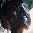 fish hair
