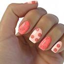 Pinky Polka Dots