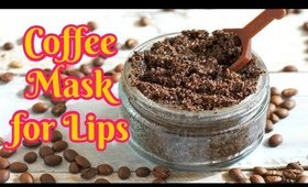 Coffee Mask for lips-Get Rid off Dark rough lips-Get pink & soft Lips with best coffee mask
