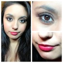 Neutral fall makeup