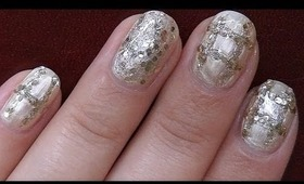 PROM Nails - Champagne