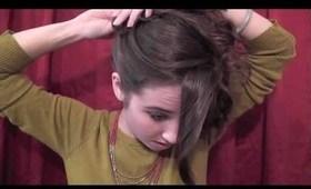 """Tutorial: Hair """"Spin Pins""""!!!!"""